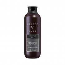 Malbec Club Shampoo Grey 250, ml