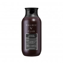 Malbec Club Shampoo Para Barba, 100 ml