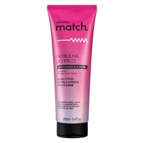 Match Patrulha do Frizz Condicionador, 250ml