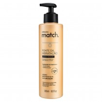 Match Fonte da Hidratação Condicionador Co Wash, 300ml