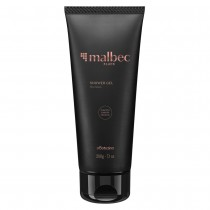 Malbec Black Shower Gel Corporal, 200g