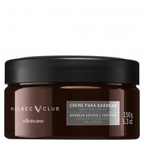 Malbec Club Creme Barbear 150g