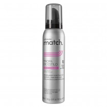 Match Mousse Modelador Capilar, 150ml