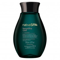 Nativa SPA Baunilha Real Óleo Desodorante Corporal, 200ml